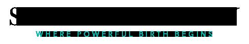She Births Bravely Childbirth Coaching Logo